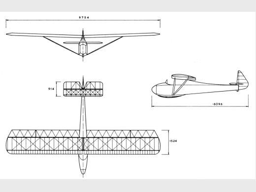 Colditz Glider - Colditz Glider